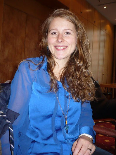 Erfurter Schachfestival 2013, Melanie Ohme