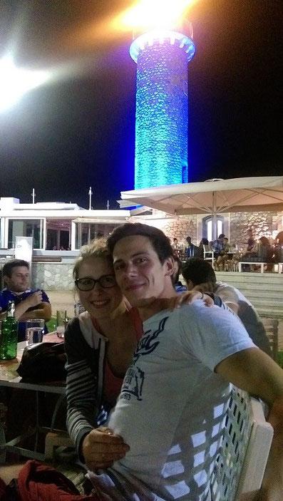Melanie Ohme, Nikolas Lubbe, Griechische Meisterschaft 2014