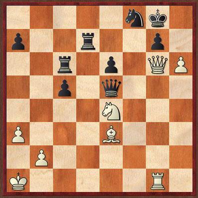 Melanie Lubbe- Andreas Livner, Fredericia IM Chess 2016