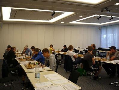Lüneburger Schachfestival 2013, IM- und GM-Turnier