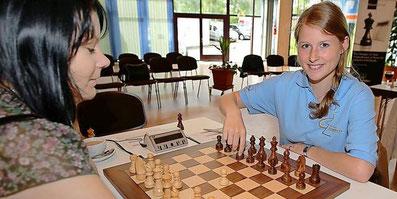 Schach-Länderkampf Deutschland gegen Polen 2012