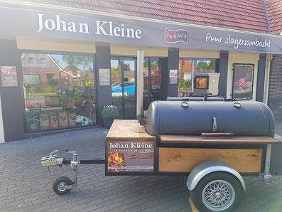 barbecue westerhaar BBQ