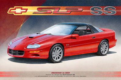 1998 Camaro SS drawing, 1999 Camaro SS drawing, 2000 Camaro SS drawing, 2001 Camaro SS drawing, 2002 Camaro SS drawing,