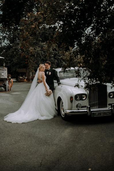 Hochzeitsfotografie in Wesel