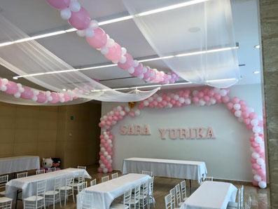 decoracion para fiestas y eventos