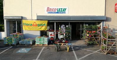 magasin de bricolage brico Lezay adhérent à l'Ucal