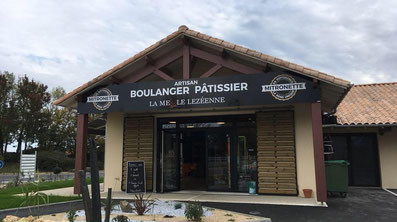 Boulanger patissier Jardet, la meule lezéenne à Lezay, membre de l'ucal