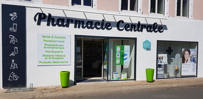 Pharmacie centrale Lasfargeas de Lezay 79120
