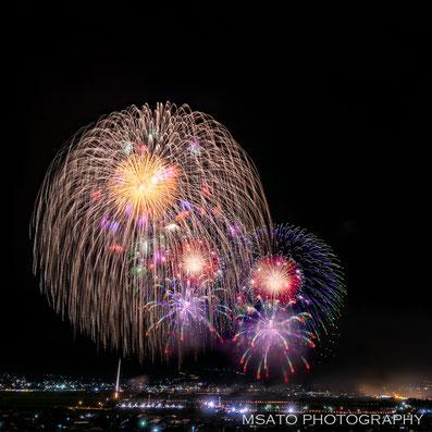"#shinmei #yamanashi #hanabi #festival #fireworks ""fogos_de_artifício"