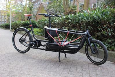 Douze Cycles Urban met Pendix eDrive Middenmotor van Fiets Ombouwcentrum Nederland