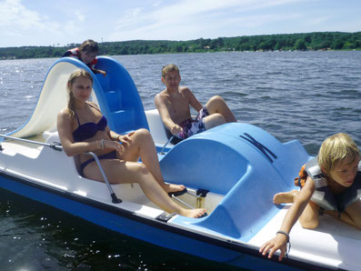 Pedalo WaterFun
