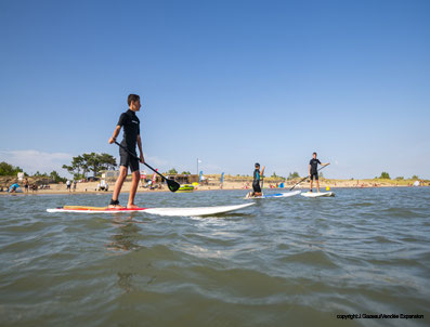 Stand Up Paddle WaterFun