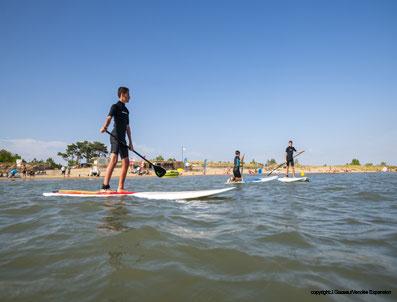 Stand Up Paddle WaterFun