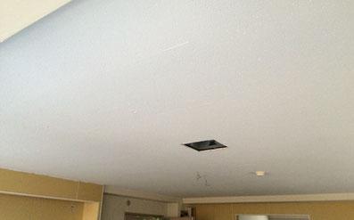 内装塗装~天井~