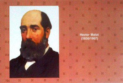 Hector MALOT  - romancier journaliste du XIX ème siècle