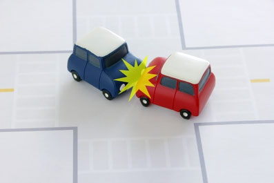 人身事故と物損事故の違い