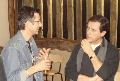 Pierre Chassagne et Claude Carré
