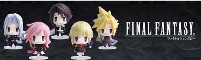 Final Fantasy Figuren