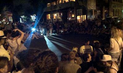 Nightwalk Dresden zum Schaubudensommer