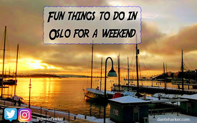 Fun things to do in Oslo for a Weekend