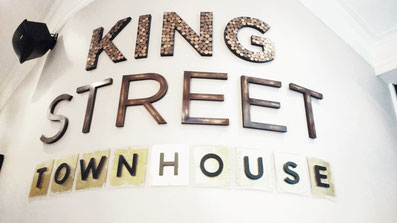 The King Street Townhouse - Dante Harker