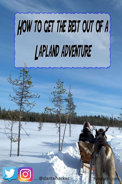 How to get the best out of a Lapland Adventure