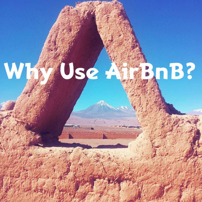 Why use Airbnb?