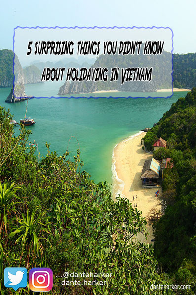 5 surprising things you didn't know about holidaying in Vietnam