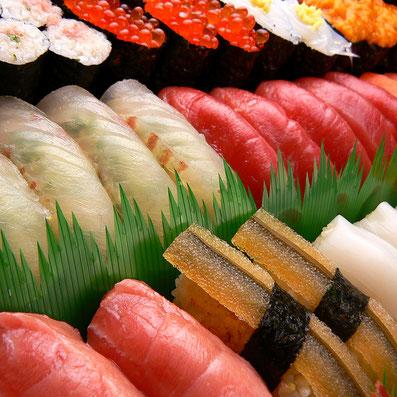 出来たてのお寿司 出前直前 宅配寿司