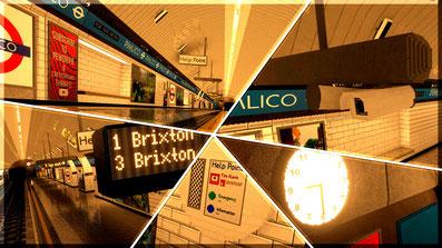 Pimlico Station