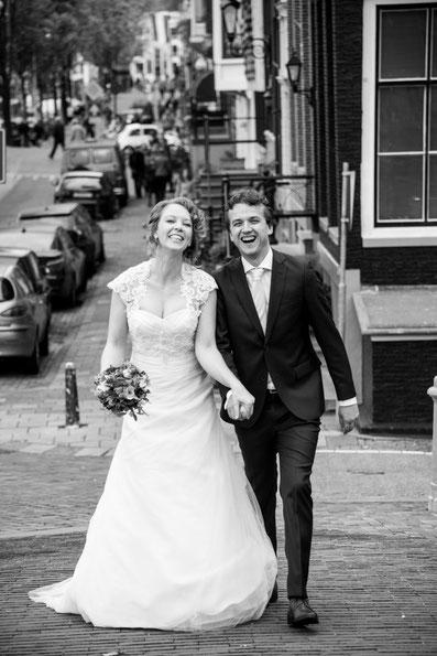 spontane, trouwfotografie, amsterdam