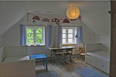 Schlafzimmer 1 im DG