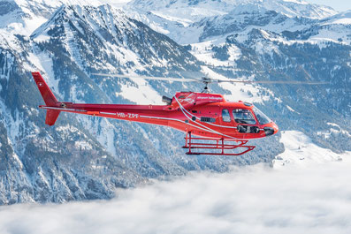 Elite Flights, AS350 B2 Ecureuil, HB-ZPF, Helikopterflug, Rundflug, Alpenflug, Alpenrundflug mit Gletscherlandung, Erlebnisflug, Gletscherapéro, Gletscherflug, Heliflug, Geschenkidee, Helikopter fliegen