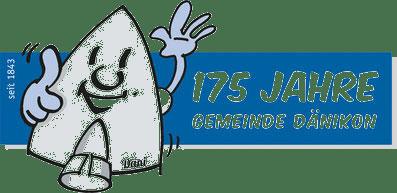 Logo 175 Jahre Dänikon