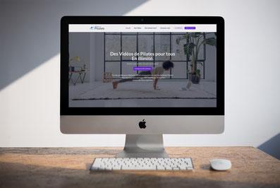 Vidéos de cours Pilates en ligne Excellence Pilates www.pilates-shiatsu.com