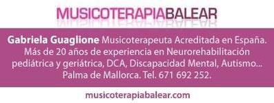 musicoterapia en mallorca