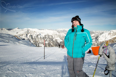 Me and the mountains
