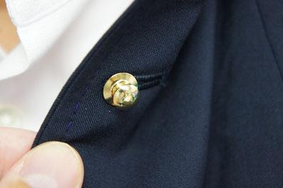 sdgsバッジ SDGsバッチ スーツ向け クールビズ 女性向け