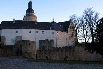 Beliebtes Ziel bei Kindern: Burg Falkenstein