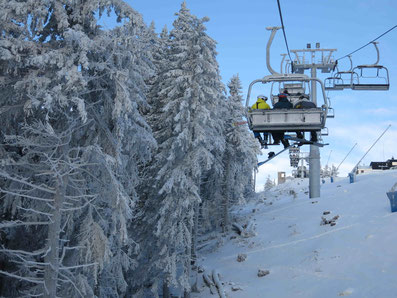 Ein toller Skitag am Wurmberg