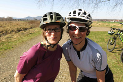 Offen, freundlich, entspannt - Mountainbiken mit dem Harzklub Goslar