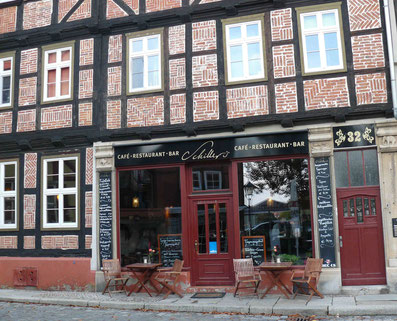 Quedlinburg: Gute Laune trotz schlechten Wetters