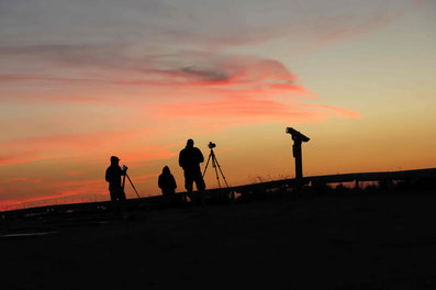 Sonnenaufgang auf dem Brocken - der Zauber eines neuen Tages