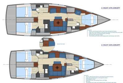 C-Yacht 42ft