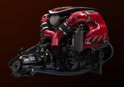 PCM Marine Engine