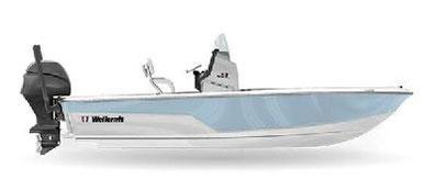 Wellcraft 221 Bay Boat