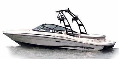 Sea Ray Boats Sport Series