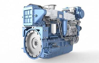 Weichai Power Marine Engine