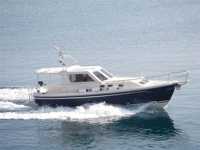 Adria 1002 V ASTA Yachting Yachtcharter Motoryacht Motorboot Zadar,  Sukosan, Marina Dalmacija