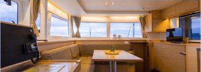 yachtcharter just sail justsail kroatien dalmatien makarska riviera baska voda krvavica marina Katamarane